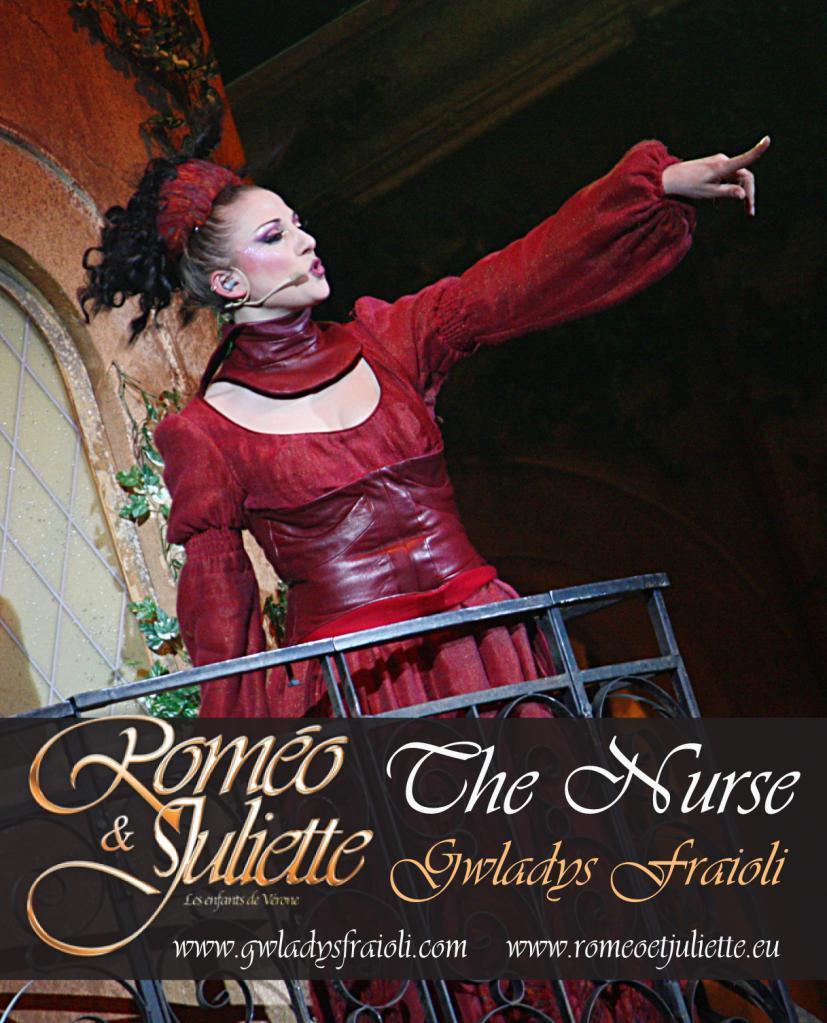 Gwladys Fraioli-Roméo et Juliette