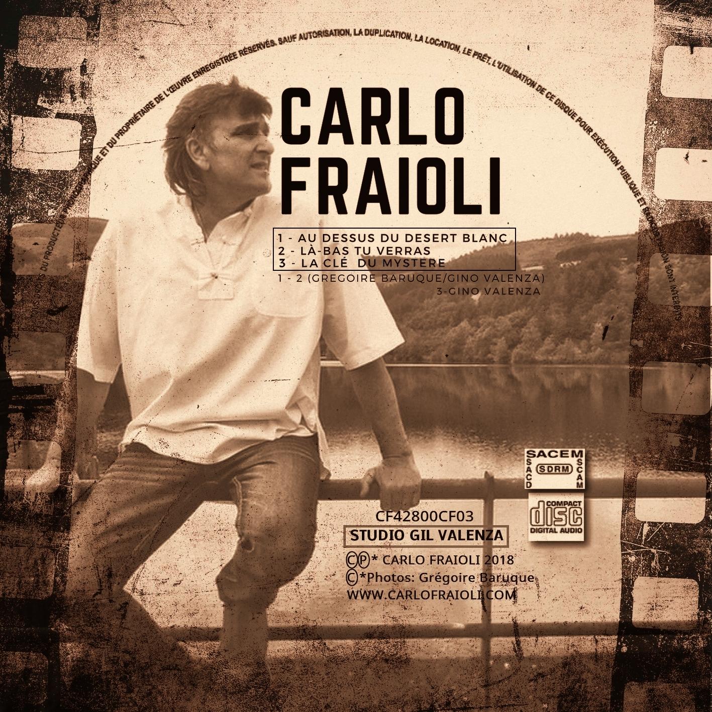 G ROND CARLO FRAIOLI 2018