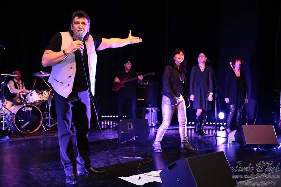 CARLO FRAIOLI en concert... la scène ouverte